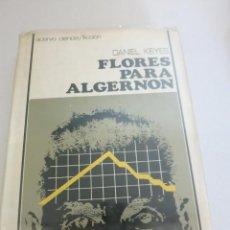 Libros de segunda mano: ACERVO CIENCIA FICCION DANIEL KEYES FLORES PARA ALGERNON. Lote 94483442