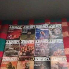 Libros de segunda mano: ASIMOV MAGAZINE - REVISTA DE CIENCIA FICCION - 1 AL 15. Lote 94507514