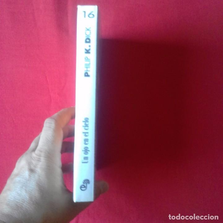 Libros de segunda mano: UN OJO EN EL CIELO. PHILIP K. DICK. EDHASA CLASICOS NEBULAE 1991. 1º EDICIÓN - Foto 4 - 94817323