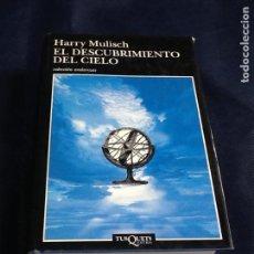 Libri di seconda mano: EL DESCUBRIMIENTO DEL CIELO. HARRY MULISCH. Lote 213203451