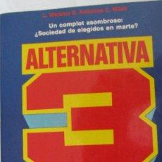 Libros de segunda mano: ALTERNATIVA 3 DE L. WATKINS, D. AMBROSE Y C. MILES (MARTÍNEZ ROCA). Lote 95766539