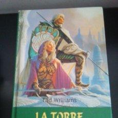 Libros de segunda mano: LA TORRE DEL ANGEL VERDE - AÑORANZAS Y PESARES LIBRO 4 - TIMUN MAS - TAD WILLIAMS. Lote 95809947