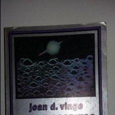Libros de segunda mano: JOAN D. VINGE: LOS PROSCRITOS DEL CINTURON DE HIELO. Lote 95932275