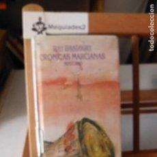 Libros de segunda mano: CRÓNICAS MARCIANAS - RAY BRADBURY (IBEROAMERICANA, TAPA DURA, RARÍSIMA Y DIFICIL ED. ARGENTINA 1987). Lote 96100015