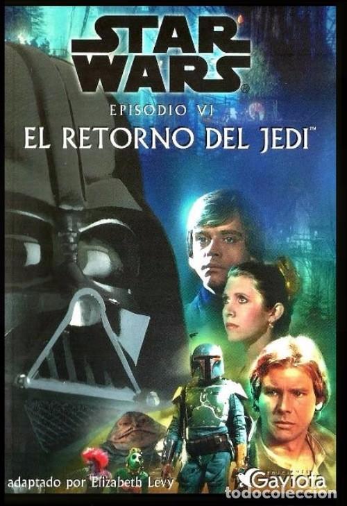 ad0a180b407 Libros de segunda mano: B810 - STAR WARS. TRILOGIA ORIGINAL COMPLETA.  (EPISODIOS