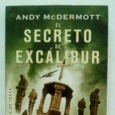 Libros de segunda mano - EL SECRETO DE EXCALIBUR.-ANDY MCDERMOTT - 96250543