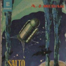 Libros de segunda mano: SALTO AL GRAN VACIO / MERAK, A. J.. Lote 96314943