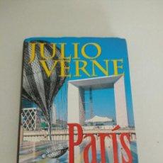 Libros de segunda mano: CIENCIA FICCION PARIS EN EL SIGLO XX JULIO VERNE. Lote 96415387