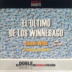 Libros de segunda mano: EL ÚLTIMO DE LOS WINNEBAGO - ENEMIGO MÍO. Lote 96496675