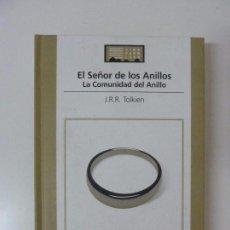 Libros de segunda mano: EL SEÑOR DE LOS ANILLOS. LA COMUNIDAD DEL ANILLO I. TOLKIEN. Lote 97664559