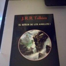 Libros de segunda mano: LIBRO EL SEÑOR DE LOS ANILLOS 1 LA COMUNIDAD DEL ANILLO J. R. R. TOLKIEN MINOTAURO 2002. Lote 97876239
