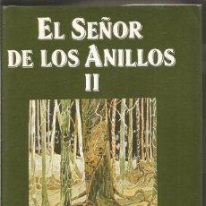 Libros de segunda mano: J.R.R. TOLKIEN. EL SEÑOR DE LOS ANILLOS II. MINOTAURO. Lote 98020695