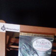 Libros de segunda mano: LAS AVENTURAS DE TOM BOMBADIL + 3 RELATOS CORTOS - J.R.R. TOLKIEN (VERSIÓN EN PORTUGUÉS, DIFÍCIL). Lote 98050507