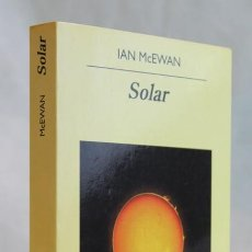 Solar,Ian McEwan,Editorial Anagrama,2011.