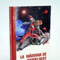Libros de segunda mano: GOTAS 6. LA MÁQUINA DE PYMBLIKOT (DANIEL MARES) PULP ED, 2003. Lote 183538238