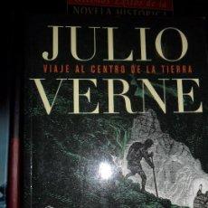 Libros de segunda mano: VIAJE AL CENTRO DE LA TIERRA, JULIO VERNE, ED. DEBOLSILLO. Lote 98436491