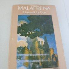 Libros de segunda mano: FANTASIA CIENCIA FICCION MALAFRENA URSULA K LEGUIN EDHASA . Lote 98670607