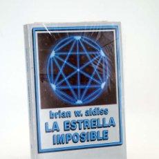 Libros de segunda mano: NEBULAE 6. LA ESTRELLA IMPOSIBLE (BRIAN W. ALDISS) EDHASA, 1986. Lote 98731724