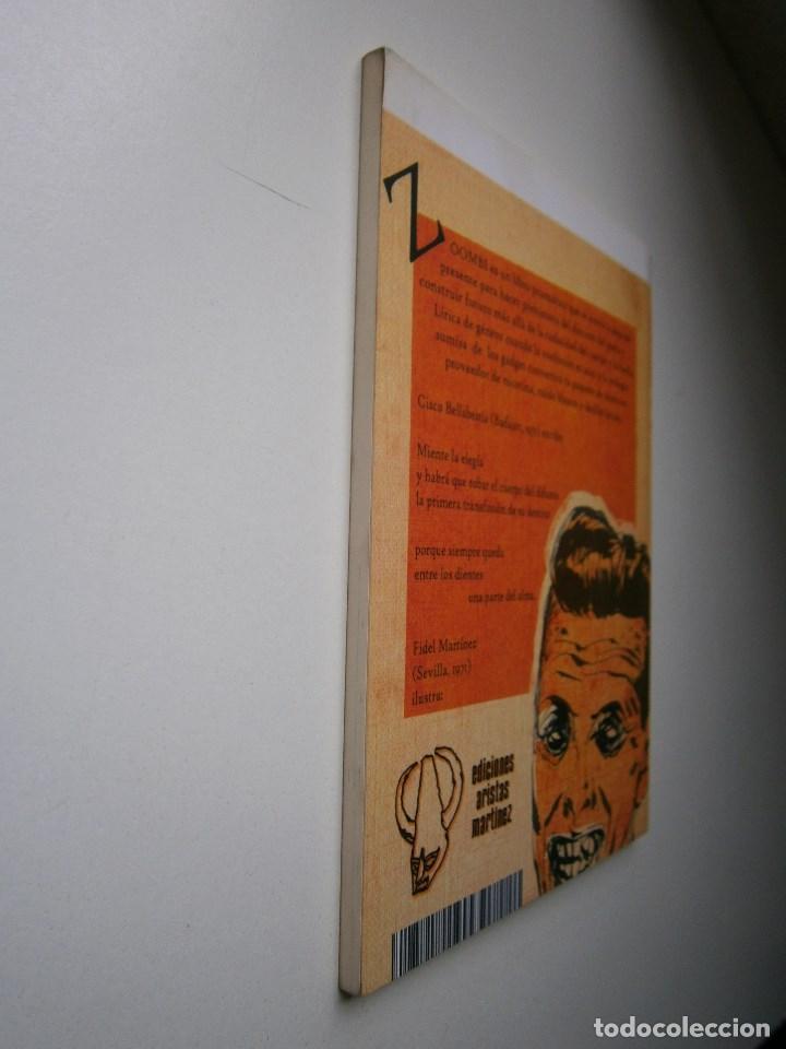 Libros de segunda mano: ZOOMBI CISCO BELLABESTIA Aristas Martinez 2010 - Foto 5 - 98982751