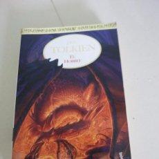 Libros de segunda mano: FANTASIA TOLKIEN EL HOBBIT EL SEÑOR DE LOS ANILLOS BOOKET. Lote 99269227