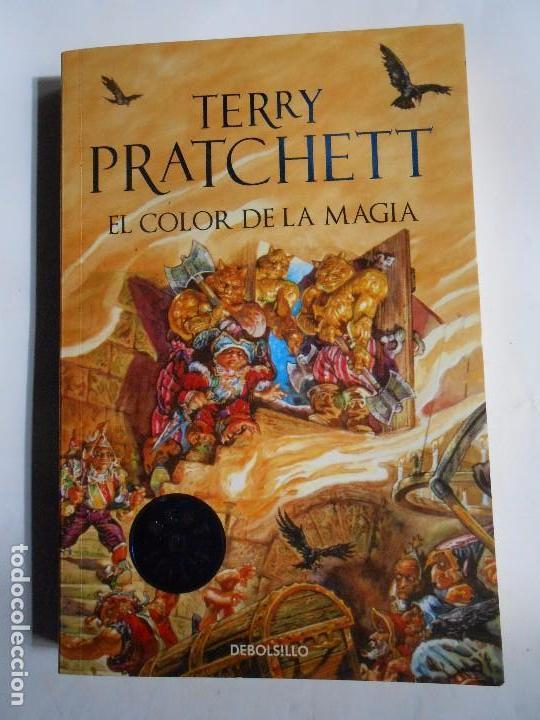 el color de la magia - terry pratchett - debols - Comprar Libros de ...
