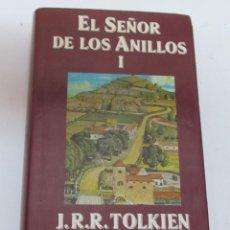 Libros de segunda mano - J.R.R. TOLKIEN - EL SEÑOR DE LOS ANILLOS I (MINOTAURO 1991) - 99733527