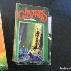 Libros de segunda mano: BRUGUERA LIBRO AMIGO IMPERIOS GALACTICOS 1 ALDISS. Lote 100903639
