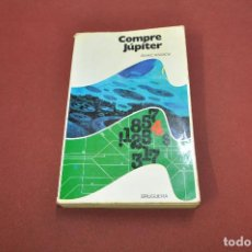 Libros de segunda mano: COMPRE JÚPITER - ISAAC ASIMOV - BRUGUERA - CFB. Lote 100997931