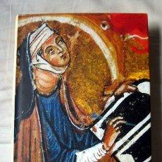 Libros de segunda mano: BIBLIOTECA MEDIEVAL XIII. VIDA Y VISIONES DE HILDEGARD VON BINGEN. Lote 101243903