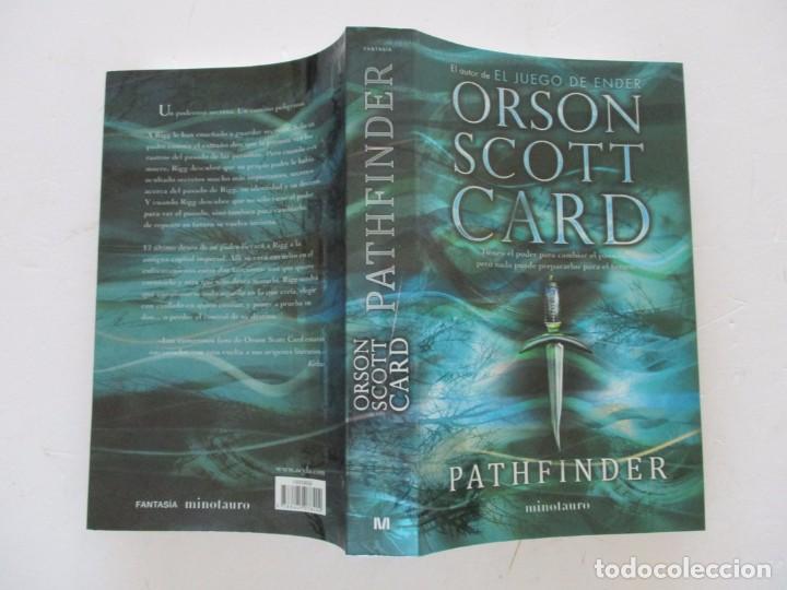 ORSON SCOTT CARD. PATHFINDER. RMT83840. (Libros de Segunda Mano (posteriores a 1936) - Literatura - Narrativa - Ciencia Ficción y Fantasía)