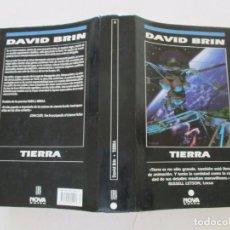 Libri di seconda mano: DAVID BRIN. TIERRA. RMT83905. . Lote 101344171