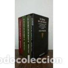 Libros de segunda mano: PACK EL SEÑOR DE LOS ANILLOS - J. R. R. TOLKIEN. ED. MINOTAURO (1988). Lote 102013919