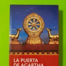 Libros de segunda mano: LA PUERTA DE AGARTHA POR CÉSAR MALLORQUÍ. Lote 102118459