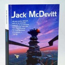 Libros de segunda mano: CAULDRON. LAS MÁQUIINAS DE DIOS 6 (JACK MCDEVITT) LA FACTORÍA DE IDEAS, 2011. OFRT ANTES 20,95E. Lote 143741810