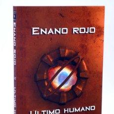 Libros de segunda mano: ALBEMUTH INTERNACIONAL 34. ENANO ROJO, ÚLTIMO HUMANO (DOUG NAYLOR) AJEC, 2010. OFRT ANTES 17,95E. Lote 249548585