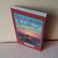 Libros de segunda mano: SAMUEL R. DELANY - LAS JOYAS DE APTOR - VALDEMAR 1992. Lote 102621135