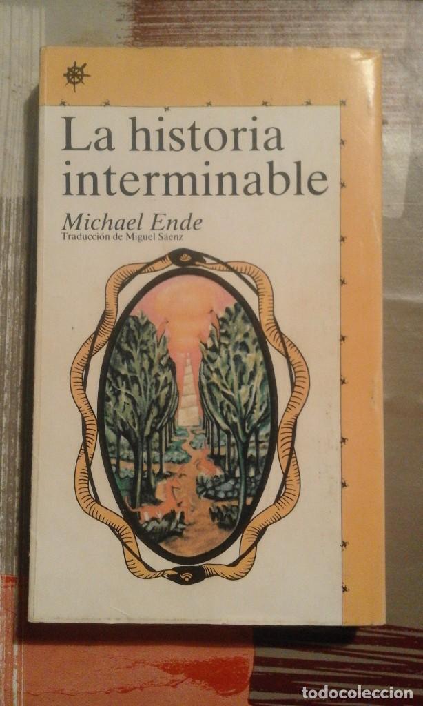 Libros de segunda mano: La historia interminable - Michael Ende - Foto 2 - 140107721