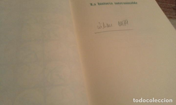 Libros de segunda mano: La historia interminable - Michael Ende - Foto 5 - 140107721