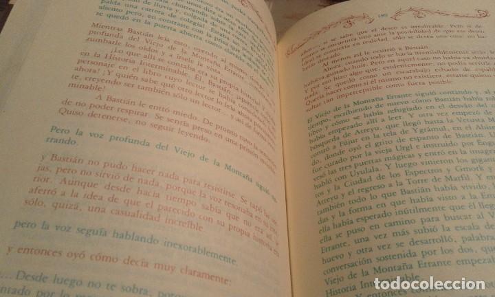 Libros de segunda mano: La historia interminable - Michael Ende - Foto 8 - 140107721