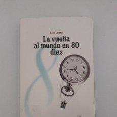 Libros de segunda mano: LIBRO - LA VUELTA AL MUNDO EN 80 DIAS - JULIO VERNE - EL PAIS. Lote 103252411