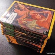 Libros de segunda mano: COLECCIÓN EL NAVEGANTE SM FANTASÍA Y CIENCIA FICCIÓN LOTE DE 11 LIBROS. VER FOTOS Y DESCRPCIÓN. Lote 103367143