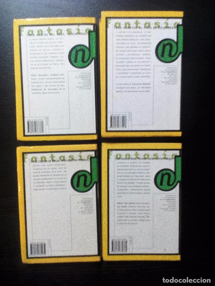 Libros de segunda mano: COLECCIÓN EL NAVEGANTE SM FANTASÍA Y CIENCIA FICCIÓN LOTE DE 11 LIBROS. VER FOTOS Y DESCRPCIÓN - Foto 4 - 103367143