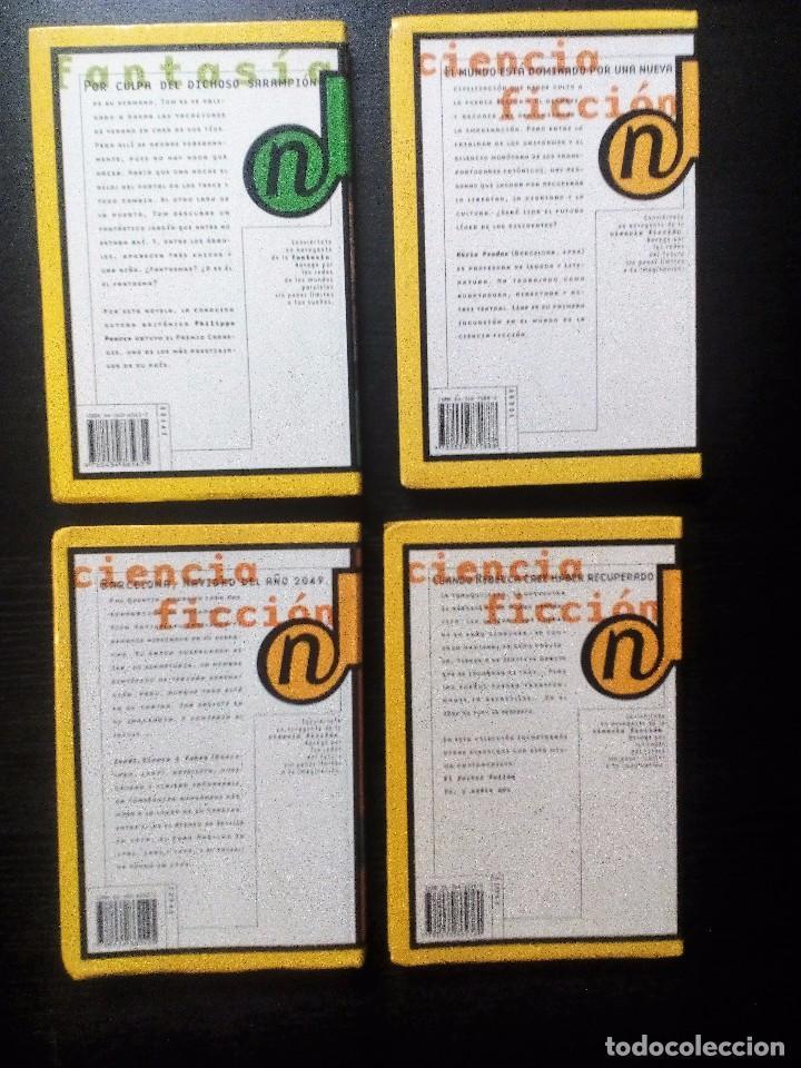 Libros de segunda mano: COLECCIÓN EL NAVEGANTE SM FANTASÍA Y CIENCIA FICCIÓN LOTE DE 11 LIBROS. VER FOTOS Y DESCRPCIÓN - Foto 6 - 103367143