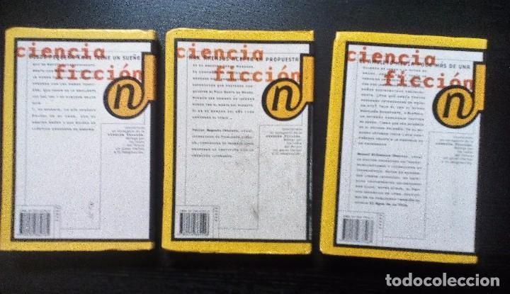Libros de segunda mano: COLECCIÓN EL NAVEGANTE SM FANTASÍA Y CIENCIA FICCIÓN LOTE DE 11 LIBROS. VER FOTOS Y DESCRPCIÓN - Foto 8 - 103367143