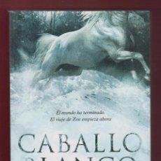 Libros de segunda mano: CABALLO BLANCO ALEX ADAMS 382 PAGINAS EDITORIAL UMBRIEL BARCELONA AÑO 2013 LL2166. Lote 103567431
