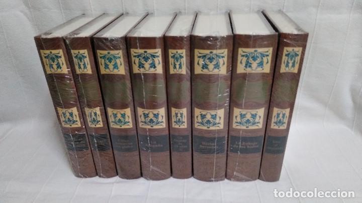 COLECCIÓN VIAJES EXTRAORDINARIOS - JULIO VERNE - 8 LIBROS ¡NUEVOS! (Libros de Segunda Mano (posteriores a 1936) - Literatura - Narrativa - Ciencia Ficción y Fantasía)