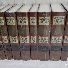 Libros de segunda mano: COLECCIÓN VIAJES EXTRAORDINARIOS - JULIO VERNE - 8 LIBROS ¡NUEVOS!. Lote 103723359