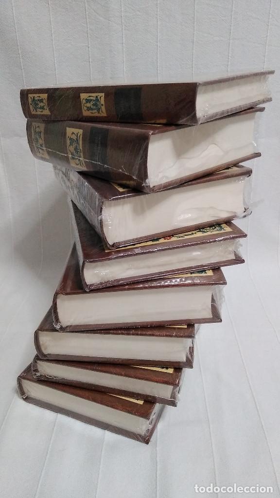 Libros de segunda mano: COLECCIÓN VIAJES EXTRAORDINARIOS - JULIO VERNE - 8 LIBROS ¡NUEVOS! - Foto 7 - 103723359