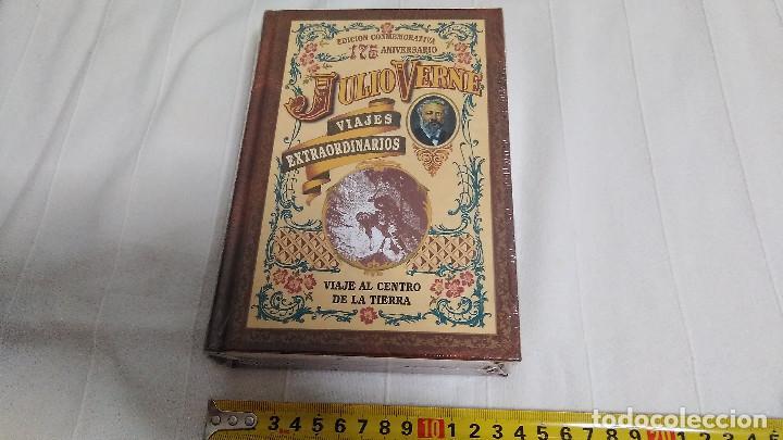 Libros de segunda mano: COLECCIÓN VIAJES EXTRAORDINARIOS - JULIO VERNE - 8 LIBROS ¡NUEVOS! - Foto 9 - 103723359