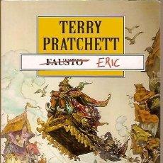 Libros de segunda mano: ERIC TERRY PRATCHETT DEBOLSILLO. Lote 104015287